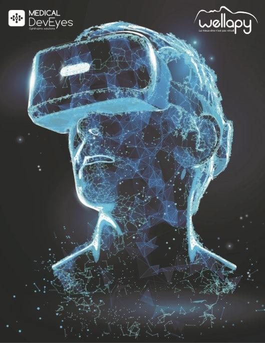 La réalité virtuelle au service de vos patients, c'est désormais possible !